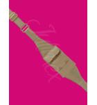 Бретелька, понижающая застёжку, на 2 крючка Julimex BA-05/2 черный/экри. ❤ BA-05/2