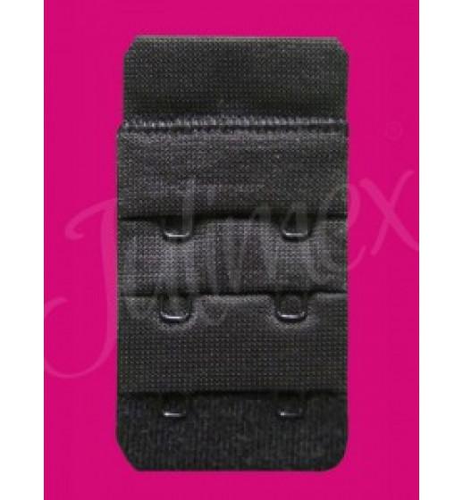Удлинитель для бюста на 2 крючка Julimex BA-03/2 черный/белый/бежевый/экри. ❤ BA-03/2