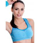 Топ спорт Julimex SKIP голубой/розовый. ❤ SKIP