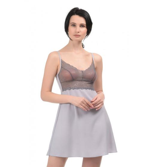 Сорочка короткая Barwa 0120 сатин. ❤ 0120