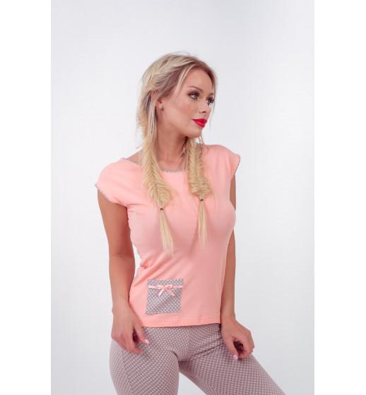 Комплект футболка+бриджи Barwa 0148/218 хлопок. ❤ 0148/218