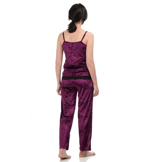 Комплект майка+брюки Barwa 0249/142 велюр. ❤ 0249/142