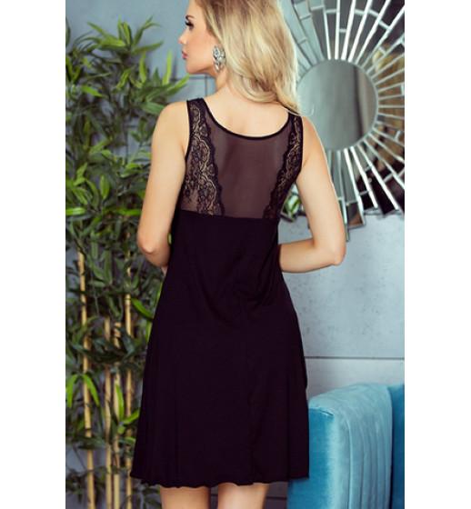 Сорочка Eldar Debby, вискоза, чёрный. ❤ Debby