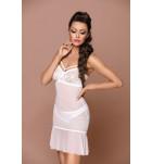 Комплект сорочка+трусики Excellent Beauty D-341+str Белый. ❤ D-341+str Белый.