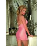 Комплект сорочка+трусики Excellent Beauty U-813 Розовый. ❤ U-813 Розовый.