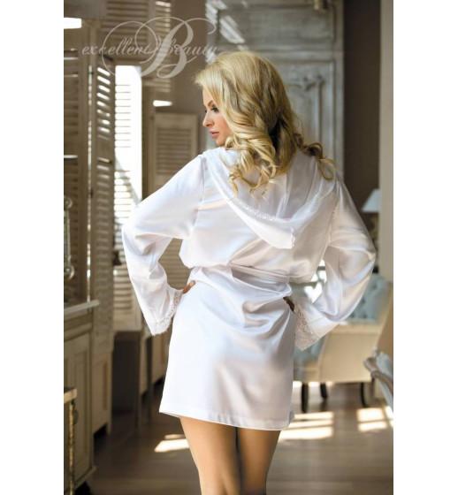 Халат Excellent Beauty N-703 Белый. ❤ N-703 Белый.