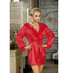 Халат Excellent Beauty N-710 Красный. ❤  N-710 Красный
