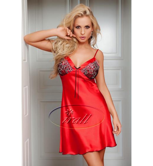 Сорочка IRALL RUTH Красный. ❤ RUTH Красный