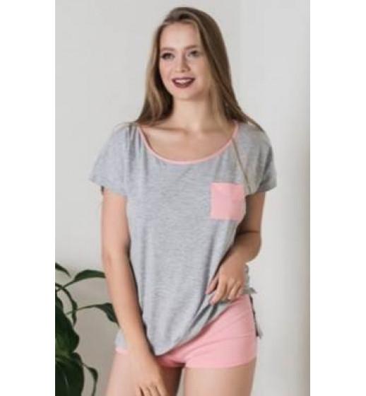 Комплект футболка+шортики Marsana 09-001/06-001 из хлопка. ❤ 09-001/06-001