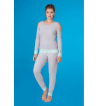Комплект блуза+леггинсы Marsana 04-017/05-017 из хлопка. ❤ 04-017/05-017