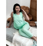 Комплект майка+леггинсы Marsana 02-014/05-015 из модала. ❤ 02-014/05-015
