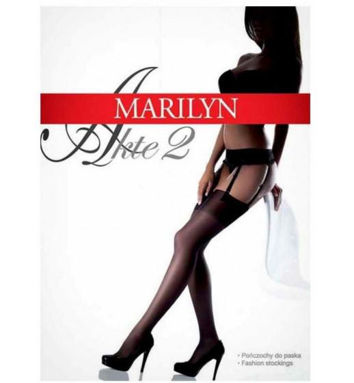 Чулки Marilyn Akte II 15 den. ❤ Akte II 15 den.