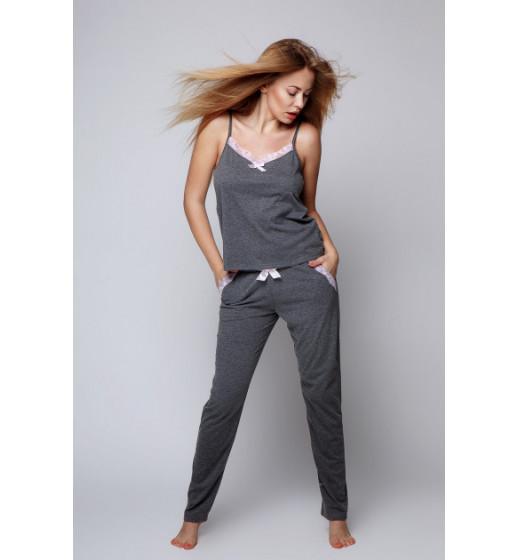 Домашний костюм (майка/брюки) Sensis Evelyne. ❤ Evelyne.