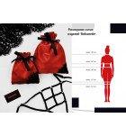 Портупея-бюст гартер Balconette №5 one size резинка 2см, черный, в подарочной упаковке, арт.062 ❤ Артикул 062